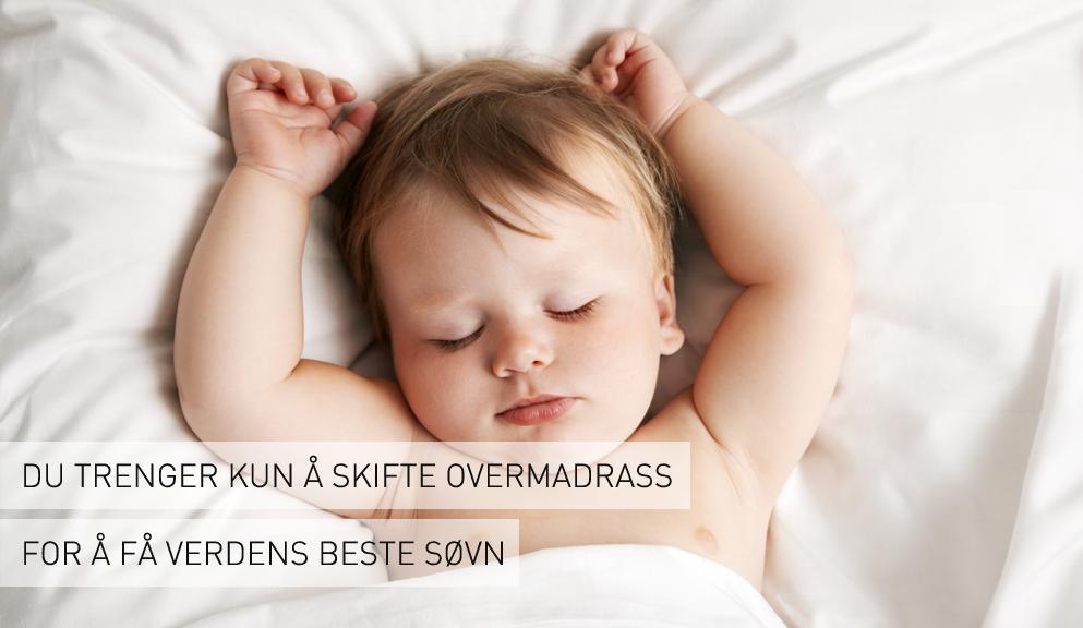 sov godt rammemadrass